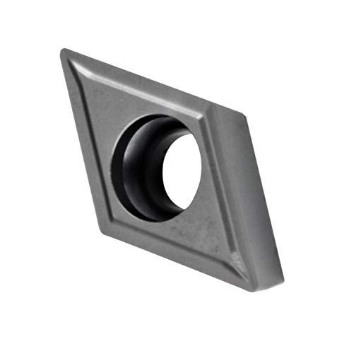 Nose Carbide Inserts - HHIP 6003-8028 XMF849 DCMT/HF 55 Degree Diamond-Coated Rake Carbide Insert, 0.0157