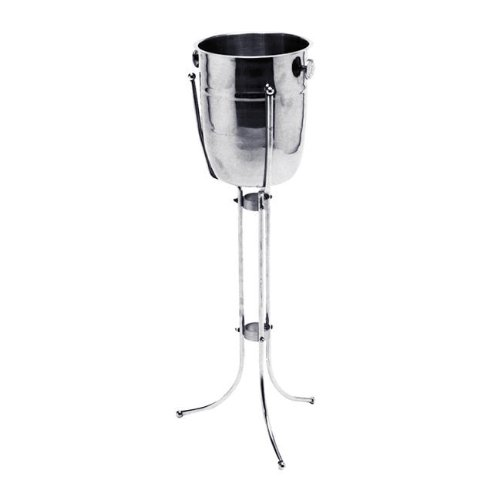 Johnson Rose 7887 Wine Stand (Plated Stand Wine Cooler Silver)