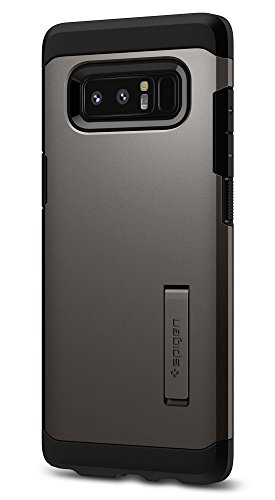 Spigen Tough Armor Designed for Samsung Galaxy Note 8 Case (2017) - Gunmetal