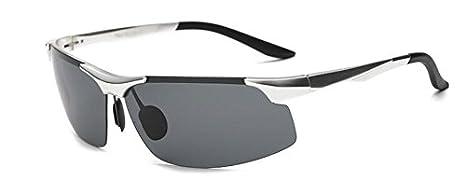 Guidare Occhiali Da Sole Per La Visione Notturna Occhiali Da Sole Sportivi A Specchio , Gray
