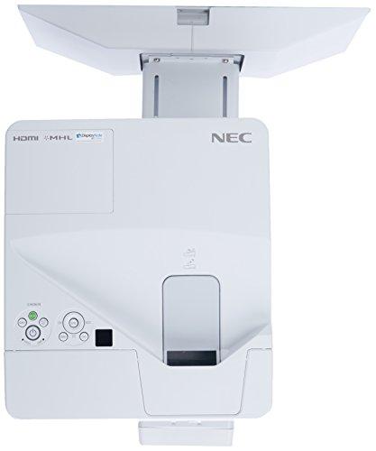 NEC Ultra-Short Video Projector (NP-UM361X-WK)