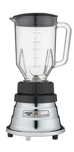 waring chrome blender - 3