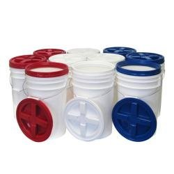 Fpo Address (This Pack of Ten Set of 10 Emergency Food Supplies. Many Products Can Be Kept in This Air Tight Pail. Pet Food, Boat Supplies, or Other Items Can Be Stored Safely and Dry with This Water-resistant Pail.)