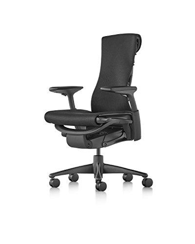 Amazoncom Herman Miller Embody Chair Graphite FrameBlack