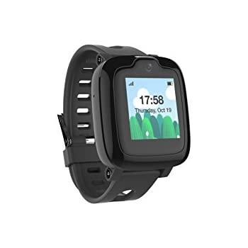 Smart Watch Phone for Kids Ultimate 3G Smartwatch with GPS Tracker Touchscreen Camera Touch SOS Remote Alarm Fitness Trackers Waterproof Cell Phone ...