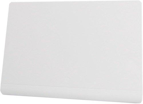 GE 030878336987 Pro Flat Panel HD 50 Amplified Indoor TV Antenna - 50 Mile Range - White (Certified ()