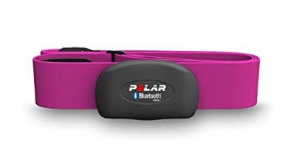 Polar H7 Bluetooth Heart Rate Sensor & Fitness Tracker