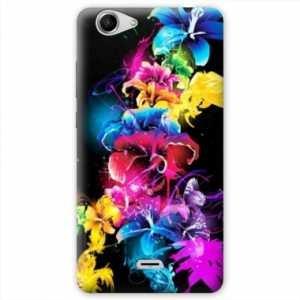 Amazon.com: Case Carcasa Wiko Fever 4G fleurs ...