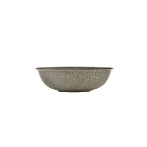 Nature Bowl Tabletop (D&V Stōn Porcelain Dinnerware 6-Piece Bowl Set, 7-Inch by 2.25-Inch, Mist)