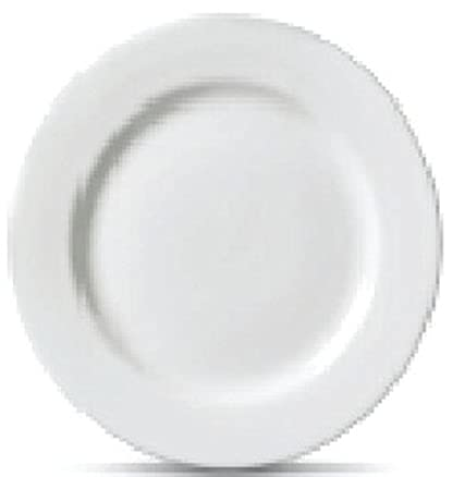 tata ceramics bone china dinner plates 4 plates - China Dinner Plates