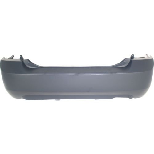 Perfect Fit Group REPF760103P – Fusion Rear Bumper Cover, Primed, 2.3L Eng., W/ 1 Exhaust Hole