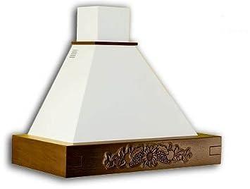K-DESIGN - Cappa classica cucina completa di motore DEA: Amazon.it ...