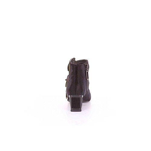 tacón Negro de Mujer MACONIE UNA KAT Zapatos FqWPpIx0pw