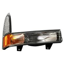 TYC 12-5067-91 Ford F-Series Front Passenger Side Replacement Parking/Signal Lamp Assembly