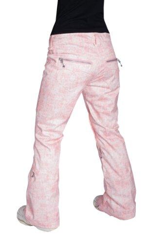 Betty Rides Women's Acid Wash Skinny Jean Snowboard/Ski Pants