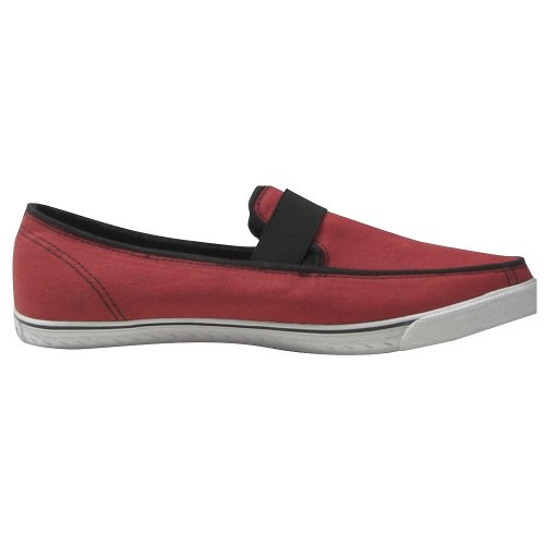 DIESEL tennis sans lacets homme FREEGOOD rouge 42 EU