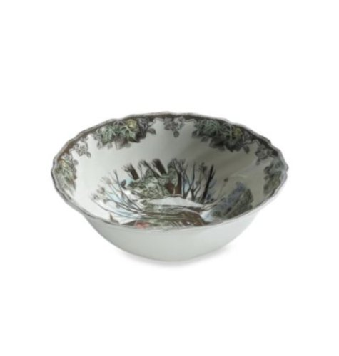 Johnson Brothers Friendly Village 6-Inch Square Salad/Cereal Bowl