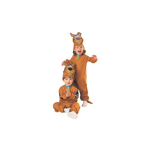 (Rubie's Costume Co Santa Claus Scooby Doo Costume, Toddler, Toddler)