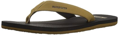 Quiksilver Brown Sandals - 9