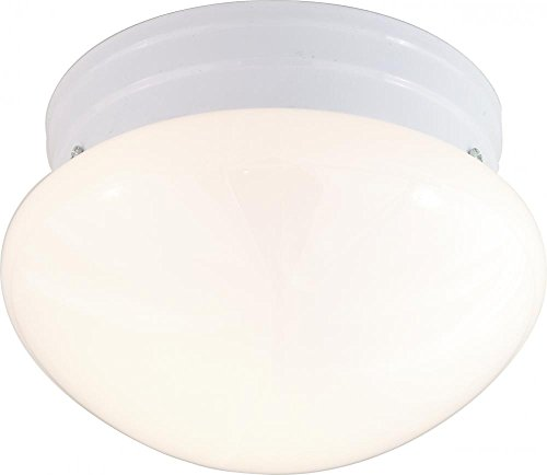 Nuvo SF77/062 Medium White Mushroom with White (Medium White Mushroom)