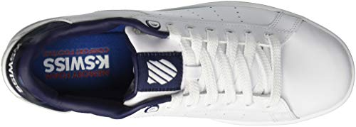 Clean White Homme Navy Cmf K Court Sneakers Basses swiss 4nnUSqx5