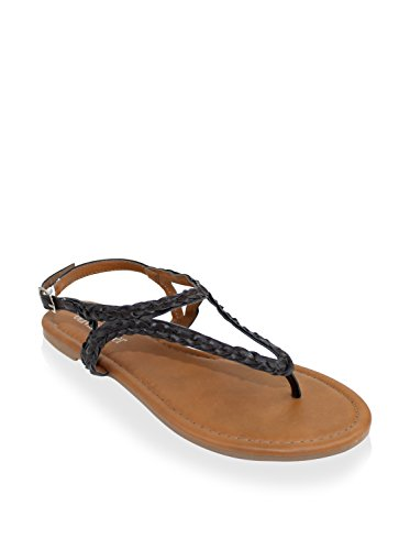 Sandal Brown Olivia Modena Miller Women's SqntH1