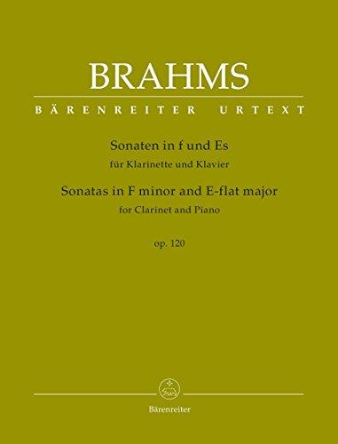 (Brahms: Clarinet Sonatas, Op. 120)