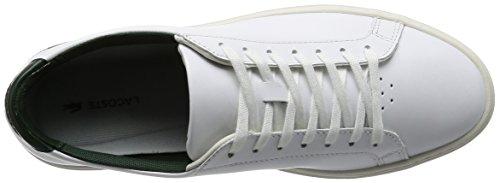 12 117 verde 12 Scarpe 2 L Lacoste Cam Bianco qwZOtx