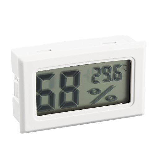 Toolmore Termometro Higrometro Digital LCD