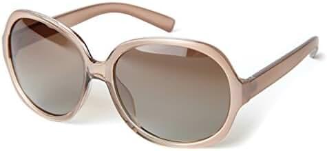 corciova Simple Casual Women's Polarized Sunglasses Uv400 Summer