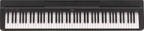 Yamaha P-35B Digital Piano inkl. Netzteil (88-Tasten, 1x Midi In/Out) schwarz