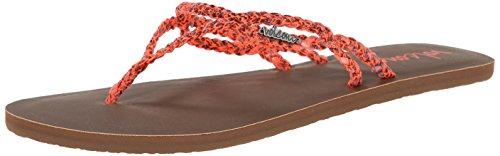 SNDL Flip Flops Electric Women's Volcom Party 5xaZTqcR