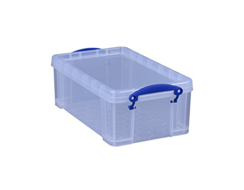Really Useful Storage Box 5 Litre Clear