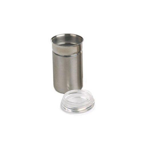 RSVP Endurance Airtight Spice Jar, Stainless Steel