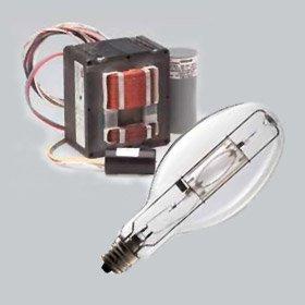 Advance 77L5390 100W M90/140 Hx-Hpf Metal Halide Ballast Quad Kit With Lamp
