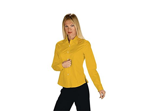 ATELIER DEL RICAMO - Camisa deportiva - para mujer amarillo