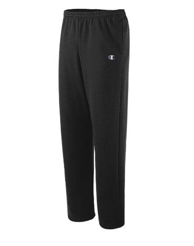 Heavyweight Black Pants - 6