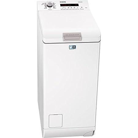 AEG - Lavadora de carga superior L71260TL, de 6 kg, clase A+++ ...