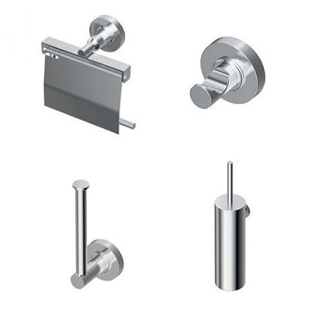 Accessori Per Bagno Ideal Standard.Ideal Standard Iom Set Di Accessori Di Bagno Con Gancio