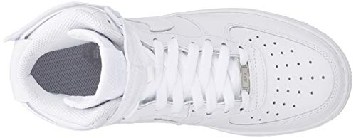 1 Bianco white Nike Donna Force High white Wmns 105 Air white Fitness Da Scarpe qqFW6t