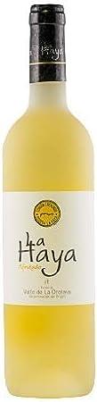 Vino LA HAYA Blanco Afrutado 75 cl. Producto Islas Canarias.