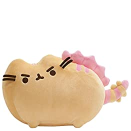 Pusheen Dinosaur Plush | Pusheenosaurus – Yellow – 13 Inch | Pusheen Plushies 5