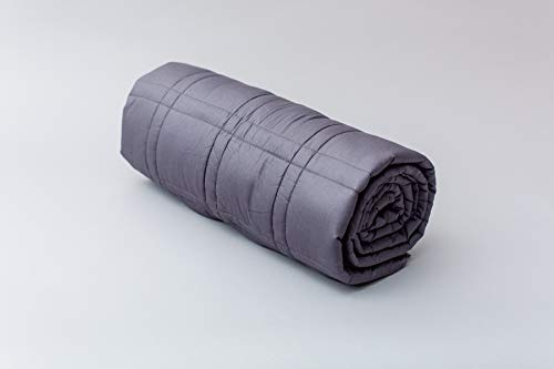 Cooling Weighted Blanket - Perfect for Summer - | Chilled Bamboo- (60