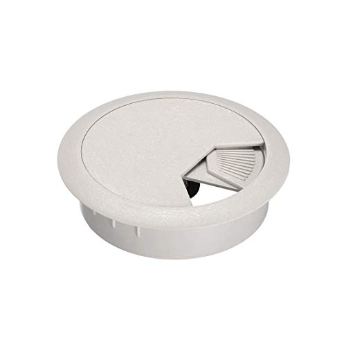 uxcell Cable Hole Cover, 2