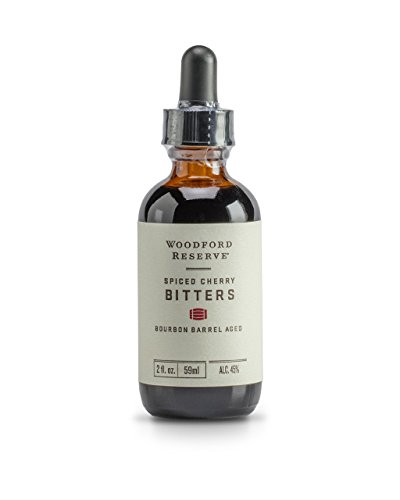 Woodford Reserve Spiced Cherry Bourbon Barrel Aged Cocktail Bitters - 59ml