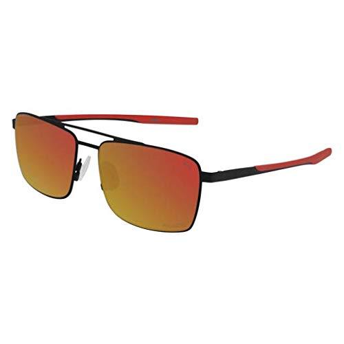Sunglasses 0222 - Sunglasses Puma PU 0222 S- 002 BLACK/RED