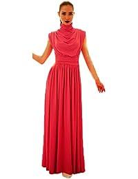 turtleneck formal dresses