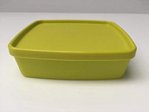 Tupperware congelador recipiente verde 250 ml vuelva a congelar ...