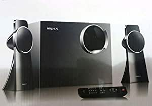 SPINTO 2.1 CH Multimedia Subwoofer Speaker System