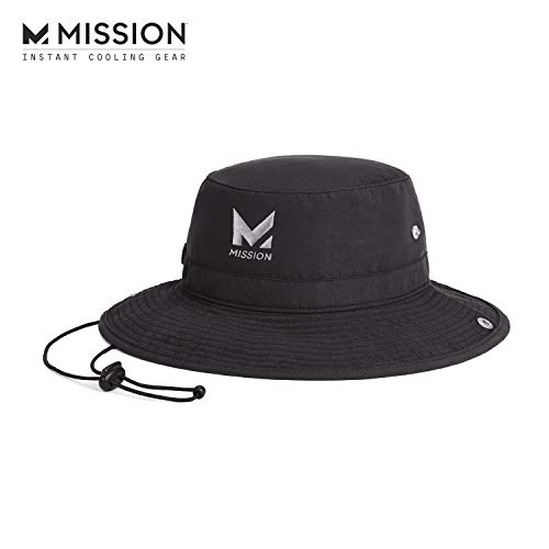 🥇 MISSION Cooling Bucket Hat- UPF 50